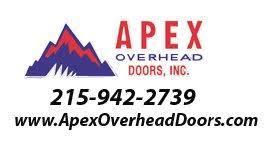 Apex Overhead Doors Apex Overhead Doors 215 942 2739 Garage Doors Bucks County Pa