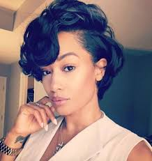 cute short haircuts for plus size girls best 25 short black hairstyles ideas on pinterest bob for black