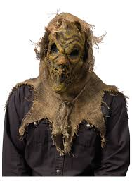 scarecrow halloween makeup scary scarecrow mask