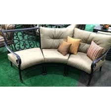 201386537370 curved patio sofa santa anita 3pc seating