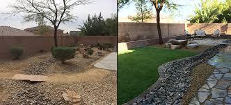 Backyard Landscaping Las Vegas S U0026j Lawn Service Llc Landscaping Service S U0026j Lawn Service