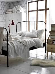 Black Wrought Iron Headboards by Best 25 White Iron Beds Ideas On Pinterest Vintage Bed Frame