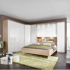 White Gloss Assembled Bedroom Furniture Funky High Gloss Bedroom Furniture Design Hgnv Com