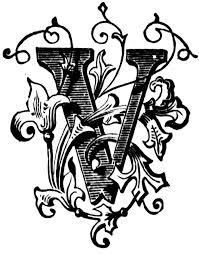22 best ornamental letters images on sketch design