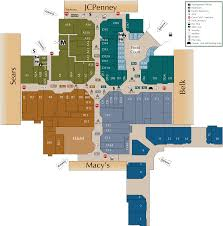 Washington Square Mall Map Mall Directory Cross Creek Mall