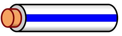 file wire white blue stripe svg wikimedia commons