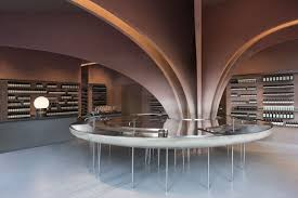 Latest Interior Design Products Snøhetta U0027s Latest Interior For Aesop Mixes Gothic Vaults And
