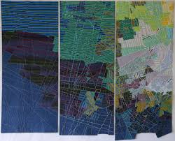 Map Quilt Quilt National 2015 Prize Winners Dairy Barn