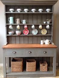 now sold antique vintage victorian style hand painted grey pine