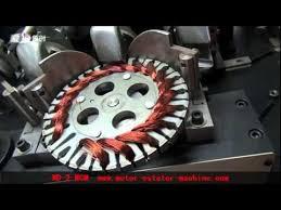 Car Ceiling Fan by Ceiling Fan Stator Winding Machine Youtube