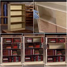 Book Case Ideas Flea Market Flip Has Great Ideas Hidden Storage Case Looks Like