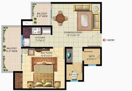 house layouts foundation dezin decor bhk small house layouts home building