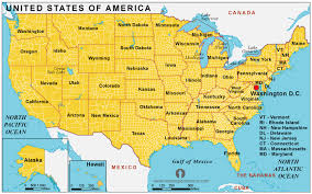 map of usa map of world usa major tourist attractions maps