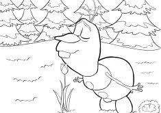 free frozen printable coloring pages coloring kids