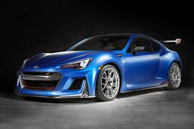 black subaru brz 2017 should of could of subaru brz sti performance concept unveiled at