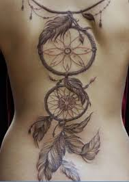 65 impressive dream catcher tattoos designs and meanings