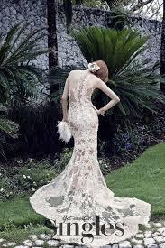 wedding dress di bali sung kyung wedding dress modeling in bali see through lace