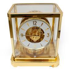 jaeger lecoultre atmos desk clock ref 528 8 at 1stdibs