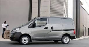 Nissan Nv200 Interior Dimensions Nissan Nv200 Van Reviews From Vanarama Customers