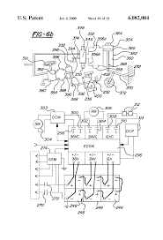 patent us6082084 electric riding mower with electric steering