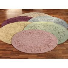 Bathroom Rugs Ideas Download Round Bathroom Rugs Gen4congress Com