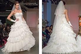 robe de mariã e chez tati de mariée ciguelle de chez tati mariage pas cher