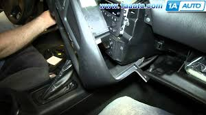 how to install replace headlight switch 2000 05 chevy monte carlo