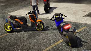 zoomer shadow zoomer custom replace 1 0 for gta 5