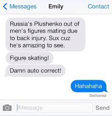 Text Message 2014 - damn you auto correct 10 funniest text message mishaps
