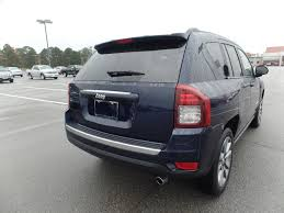 jeep compass used 2014 used jeep compass fwd 4dr limited at landers chrysler dodge