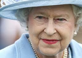 Queen Elizabeth Donald Trump What U0027s Wrong With Queen U0027s Bloodshot Eye Toronto Star