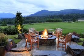 exterior design how to make a backyard design with outdoor fire