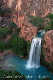 Arizona waterfalls images Supai photo gallery pictures of breathtaking waterfalls in supai jpg