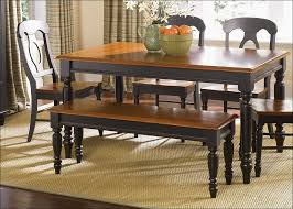 Kitchen  Bench Style Kitchen Table Sets Dining Room Indoor Picnic - Bench style kitchen table