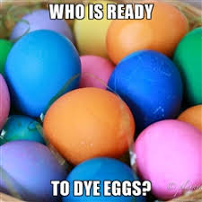 Easter Egg Meme - easter 2017 celebrations with beautiful easter eggs and wishes