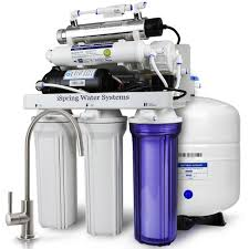 Water Filter Systems For Kitchen Sink Ispring Osmosis Systems Water Filtration Systems The