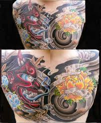 transcend gallery tattoos part chest tattoos for