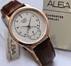 Jam Tangan Alba membedakan jam tangan alba asli dan palsu
