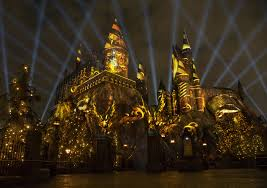 ucla halloween horror nights nighttime light show coming to harry potter land at universal