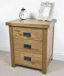 Rustic Solid Oak Bedroom Furniture EBay - Oak bedroom furniture uk