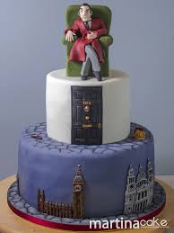 Dragon Ball Z Cake Decorations by Tarta Sherlock Holmes De Martina Cake Sherlock Holmes Cake Las