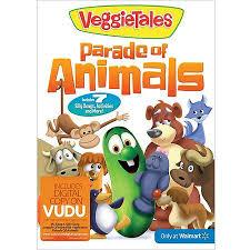 parade dvd buy veggietales parade of animals dvd vudu digital copy