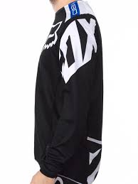 signed motocross jerseys fox black 2017 180 race mx jersey fox freestylextreme america
