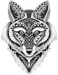 print quality wolf mandala coloring pages u2026 pinteres u2026