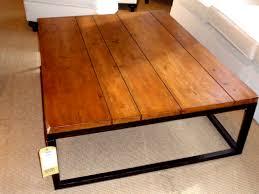 vintage wood coffee table wonderful wood coffee tables hudson goods blog throughout vintage