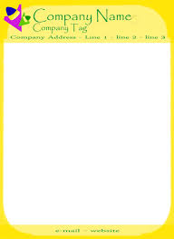 Business Letterhead Examples by Business Letterhead Template Doc Ninareads Com