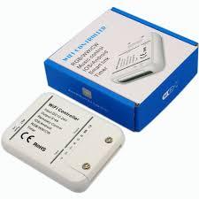 led strip light controller wireless wifi rgb rgbwwcw led strip light controller 12 24v 5