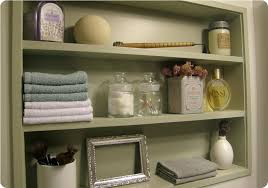 Wall Storage Bathroom Wall Shelves In Bathroom Recessed Built In Open Shelves Bamboo