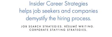 Career Coach Resume Insider Career Strategies Resume Writing U0026 Career Coaching Linkedin