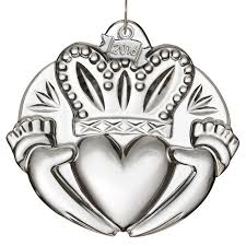 waterford claddagh ornament 2016 ornament